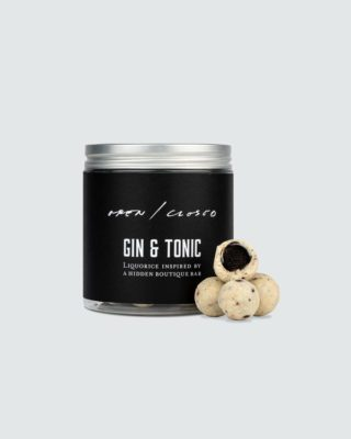 Gin & Tonic - Inspired by a hidden boutique bar