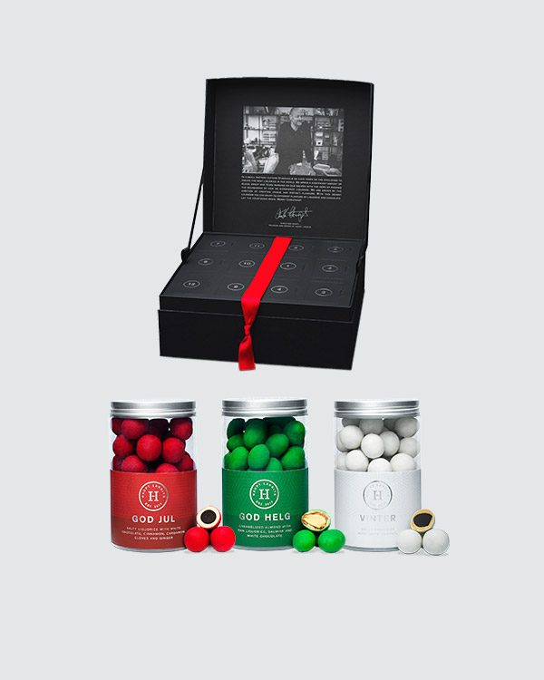 Adventskalenderpaket